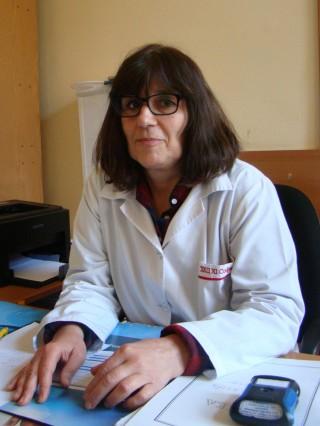 Д-р Здравка Бакалова