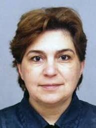 Д-р Гергина Ончева, дм