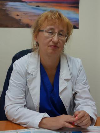 Д-р Диана Димитрова