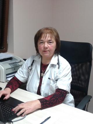 Д-р Росица Грозева